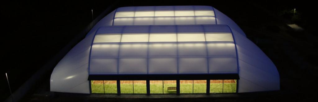 hale tenisowe Klub Sportowy ZAKRĘT