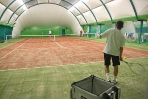 Klub Sportowy ZAKRĘT - korty tenisowe